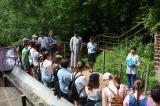 На территории родника «Белый колодец» прошло мероприятие «Чистый безопасный город»