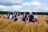 Митрополит Александр принял участие в агропромышленной выставке «День Брянского поля - 2019»