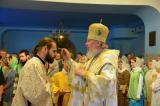 В канун Недели 10-й по Пятидесятнице Митрополит Александр совершил Всенощное бдение в Брянском Кафедральном Соборе