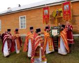 Благочинный Навлинского церковного округа поздравил полицейских с профессиональным праздником