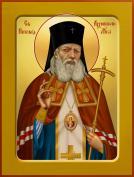 График пребывания частицы мощей святителя Луки Крымского и других святынь Элистинской епархии на Брянщине
